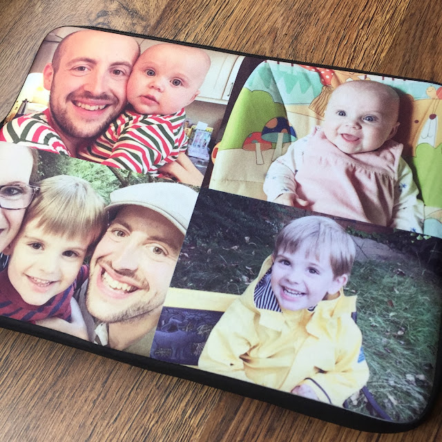 personalised neoprene laptop sleeve from Case Company