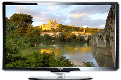 repair servicing tv philips 40pfl8664h