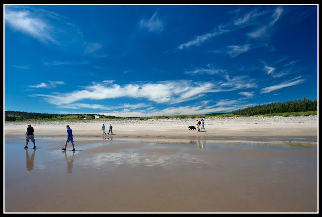 Nova Scotia; Hirtle's Beach; Beach; Atlantic; Shore; Maritimes