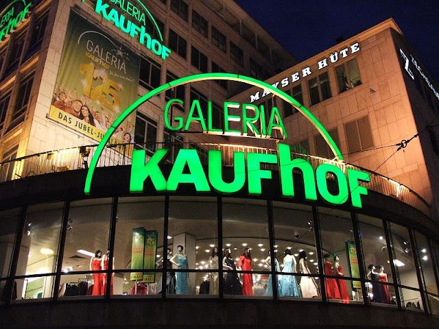 Galeria Kaufhof em Munique