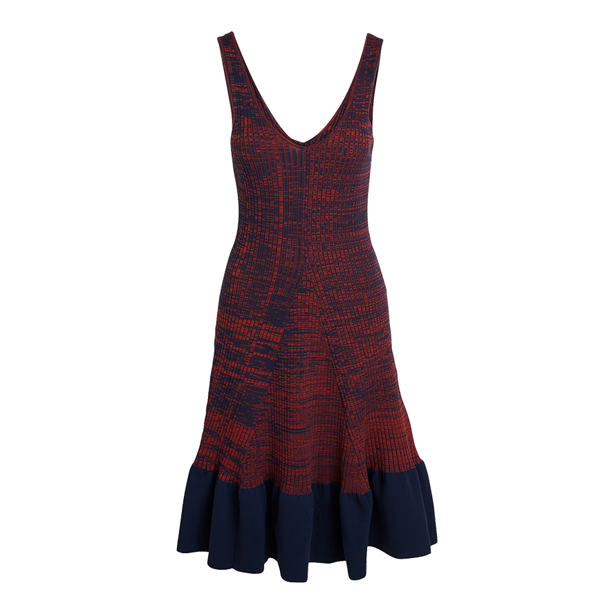 b509b371c38b Stickad klänning. Tror inte den passar mig....får prova vid tillfälle.