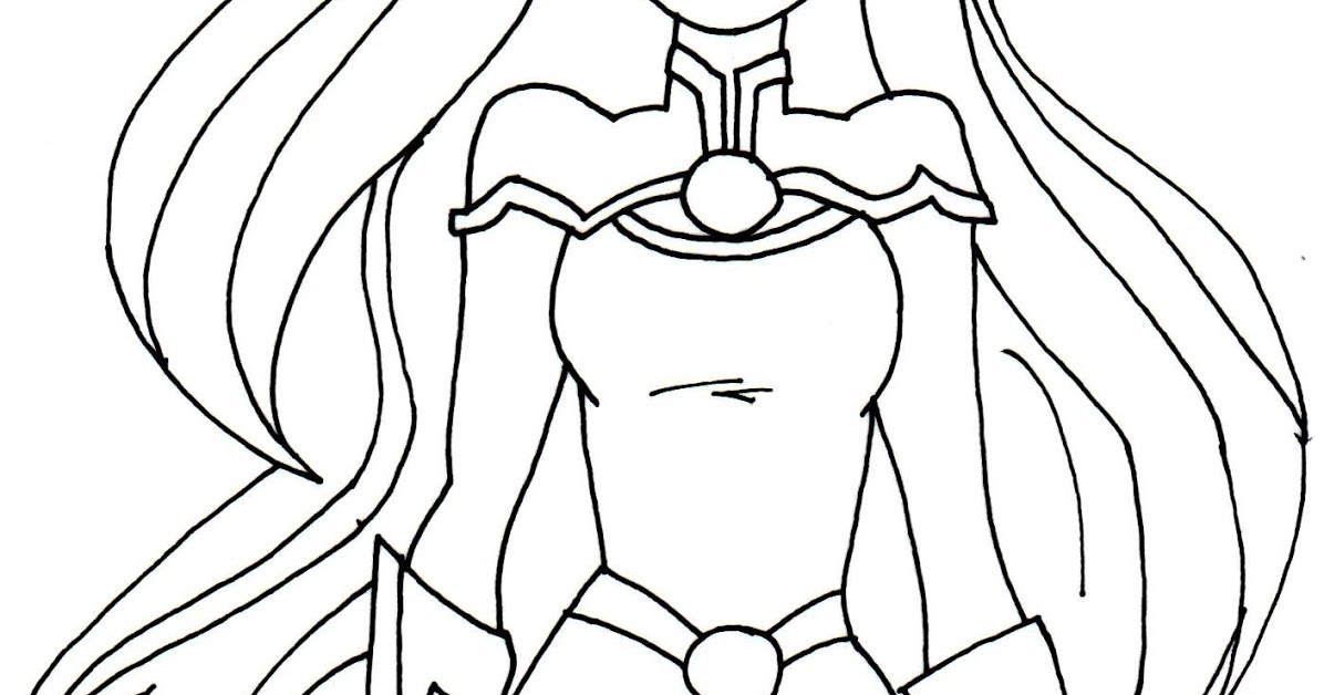 Free Printable Super Hero High Coloring Pages Star Fire Super Hero
