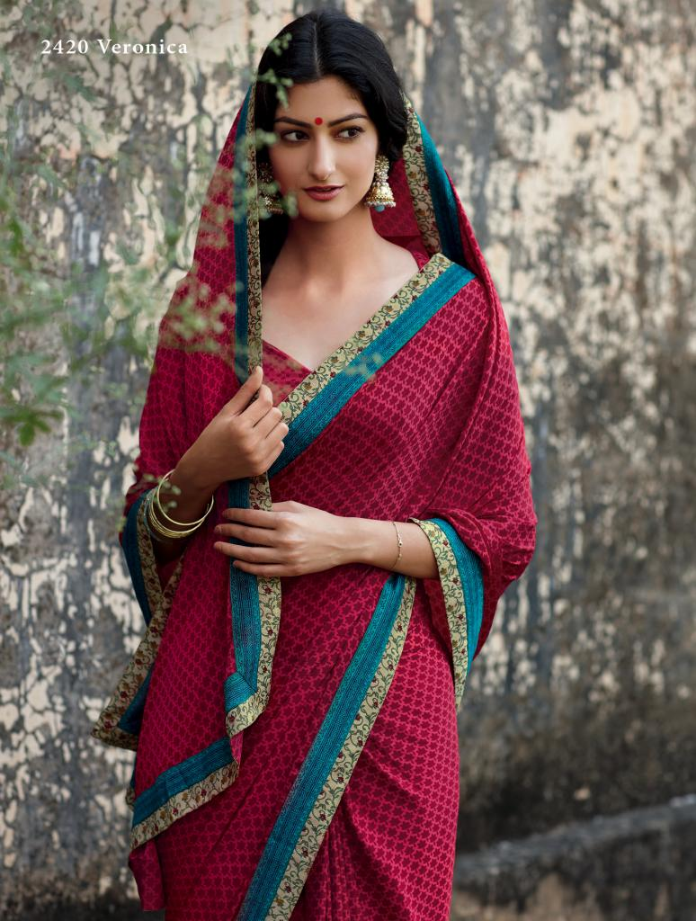 Casual Sarees | Casual Indian Sarees | Indian Casual ...