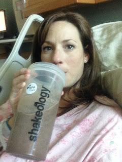 Motivational Mom Shakeology While Pregnant Or Nursing