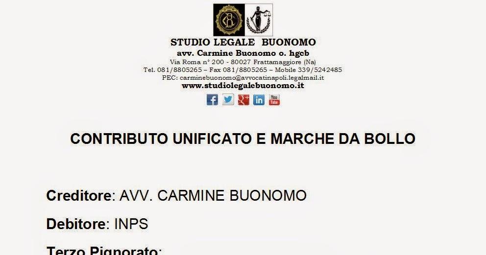 Studio Legale Buonomo Diritto Previdenziale Ed