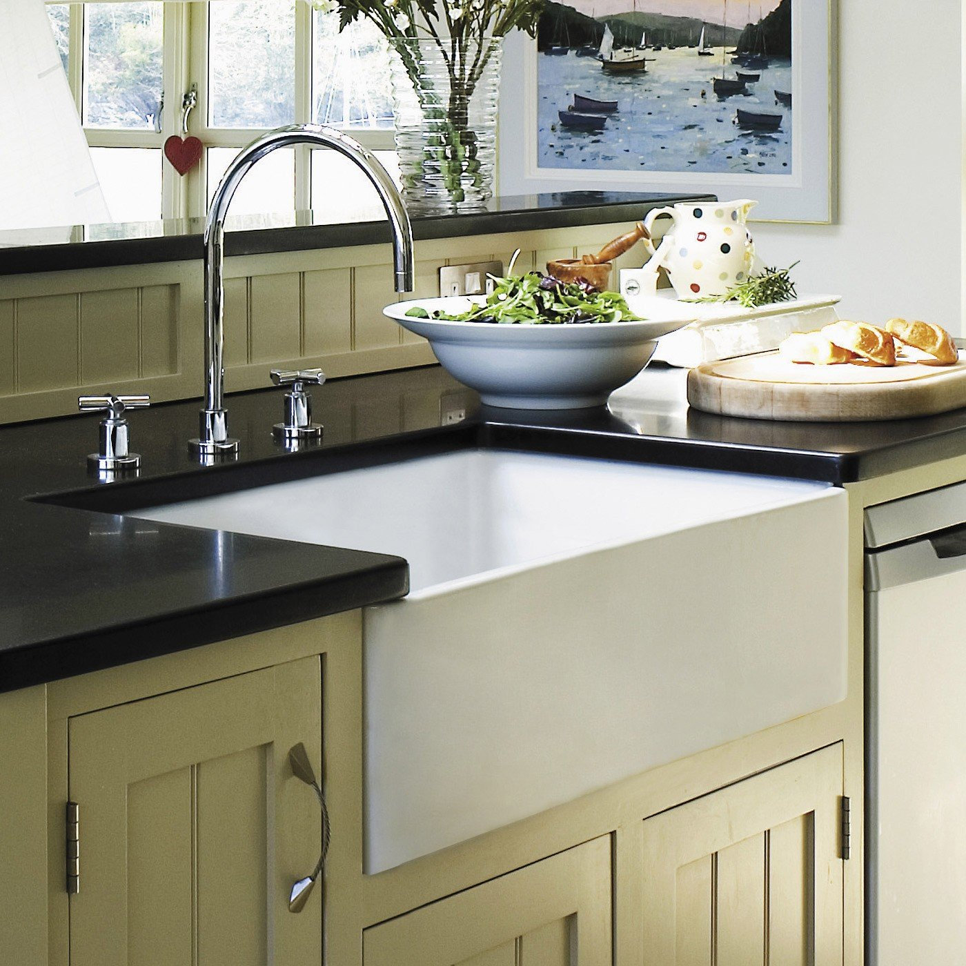 Belle Foret Farmhouse Sink Design And Inspirations Discover The Most Used Kitchen Appliance