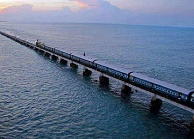 Top Ten Longest bridges above water in India