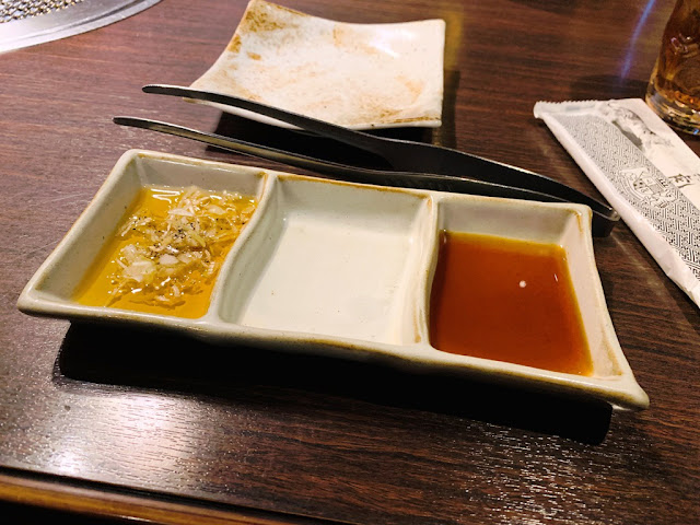 仔虎-醬料