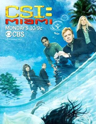 CSI: Miami (TV Series) S05 DVD R1 NTSC Latino