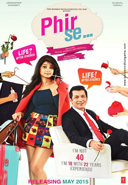 Poster of Phir Se (2015) Full Movie [Hindi-DD5.1] 720p HDRip Free Download