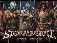 Game Seru Stormborne Infinity Arena Apk Mod v1.3.25 (Unlimited Money) Terbaru