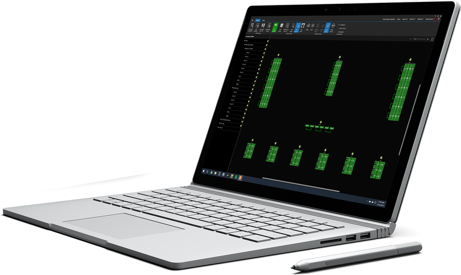 JBL Professional by HARMAN Introduces HiQnet Performance