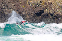 9 Mitchel Coleborn AUS Pantin Classic Galicia Pro foto WSL Laurent Masurel