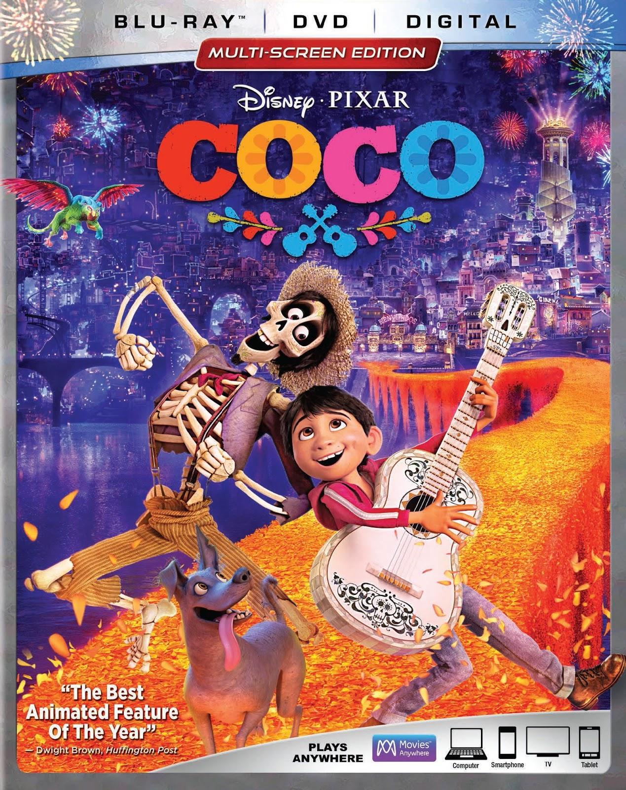 Coco BD25 1080p LATINO