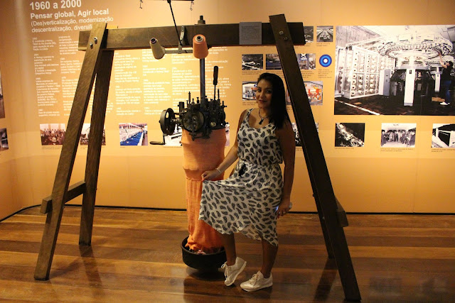 Conhecendo o Museu Hering, em Blumenau: moda, empreendedorismo e história