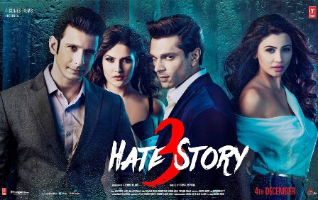Hate Story 3 (2015) - All Movie Songs Lyrics / Video