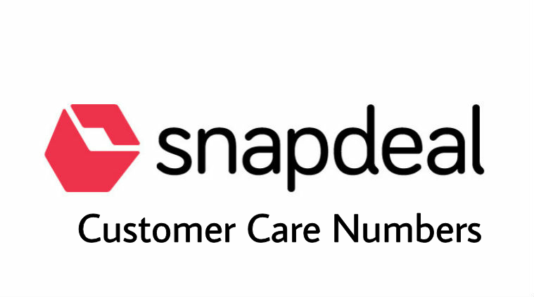 Snapdeal Customer Care Numbers