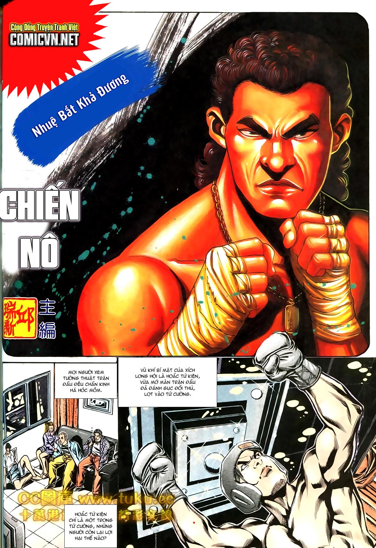 Người Trong Giang Hồ chapter 188: chiến nô trang 1