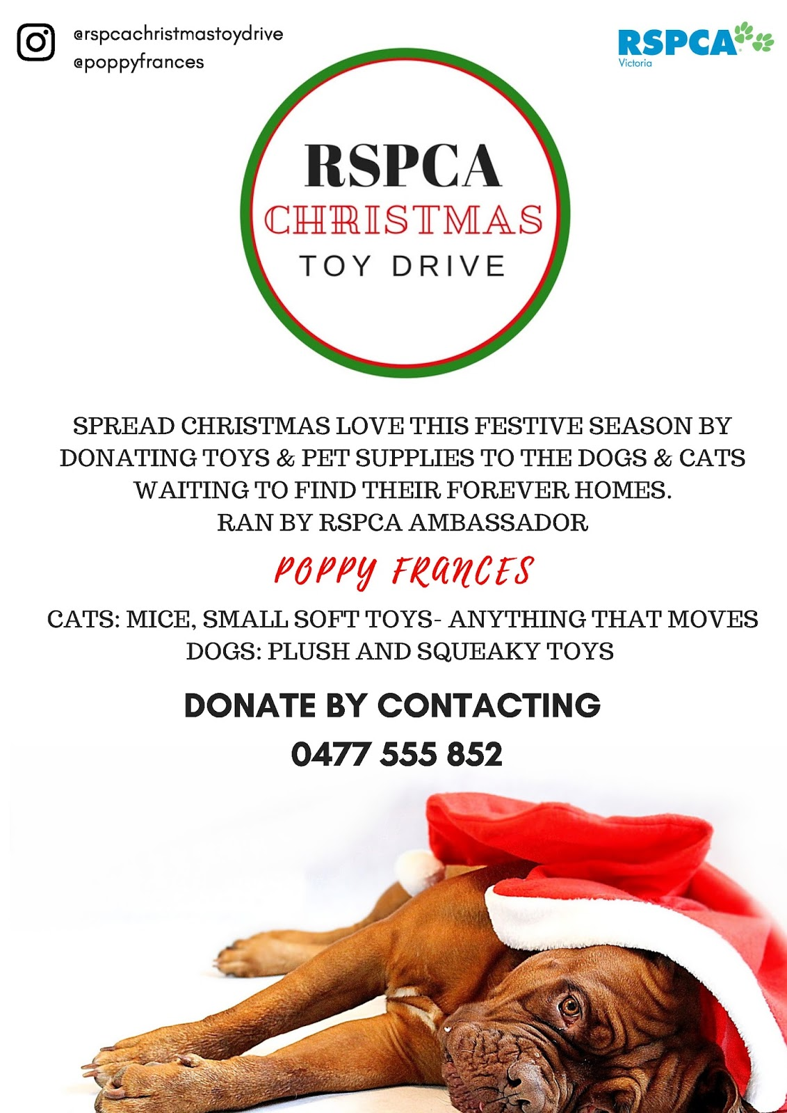 how to cancel rspca donation