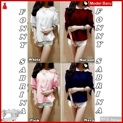 RFX081 MODEL FONNY SABRINA FIT TO L BMG SHOP MURAH ONLINE