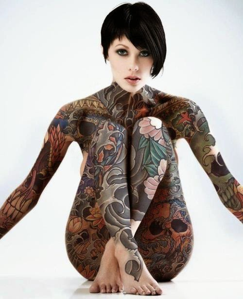 Full Body Tattoo Sleeve: Tips And Body Care