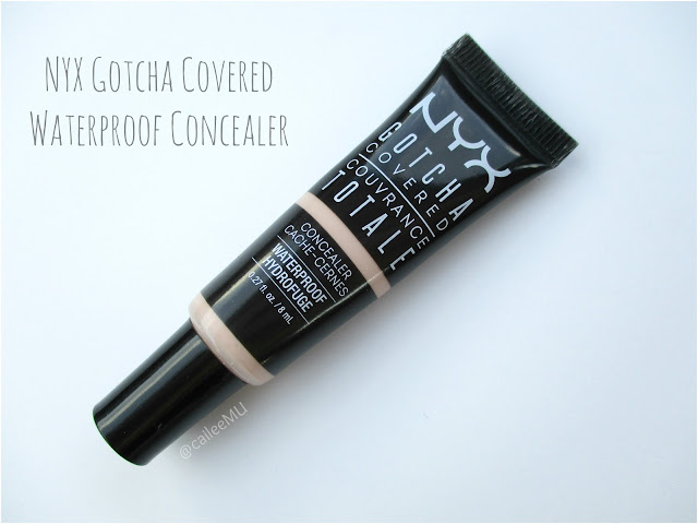 NYX Gotcha Covered Concealer in Ivory