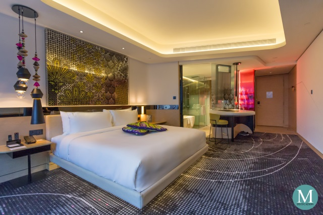 Wonderful Room at W Hotel Kuala Lumpur
