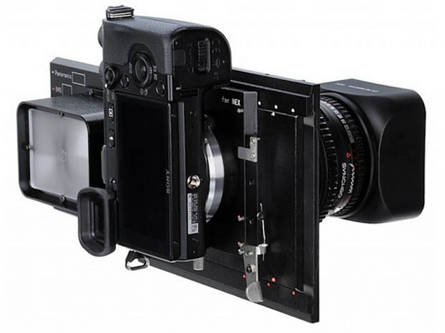 Fotodiox Introduces RhinoCam 140 Megapixel Images With Your Nex Camera