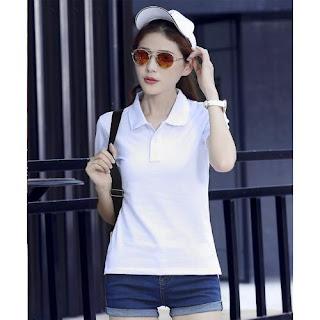 áo thun trắng nữ