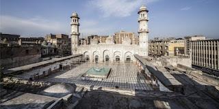 Masjid Mohabbat Khan, Peshawar