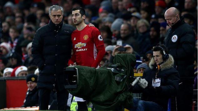 Mourinho Tidak Dapat Menjamin Masa Depan Mkhitaryan