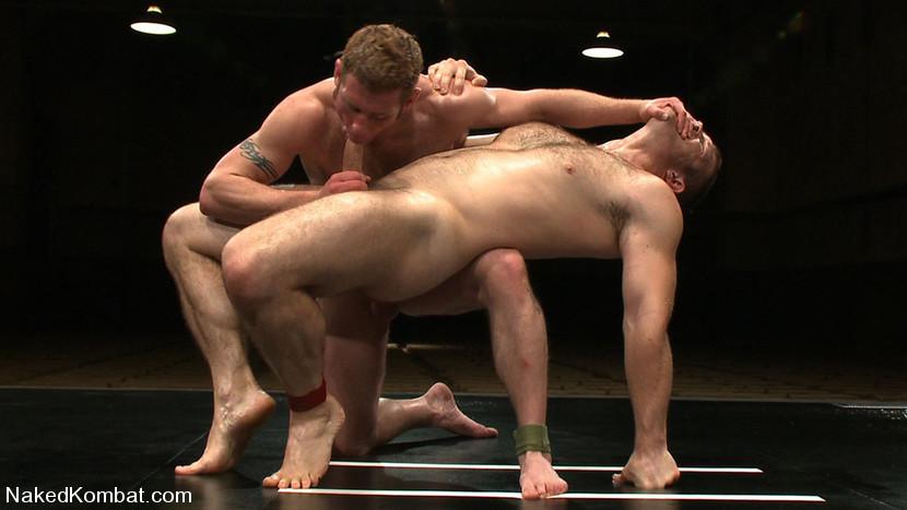 Gay male nude wrestling