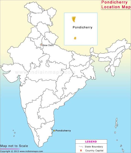 Where is Pondicherry | India In Maps on sagar india map, kolkota india map, madurai india map, khammam india map, wonderla kochi map, bikaner india map, karimnagar india map, karnataka india map, chengam india map, uttaranchal india map, balasore india map, neemrana india map, sindh india map, mahabalipuram india map, dadri india map, meerut india map, alwar india map, leh ladakh indian on map, aizawl india map, uttarkashi india map,