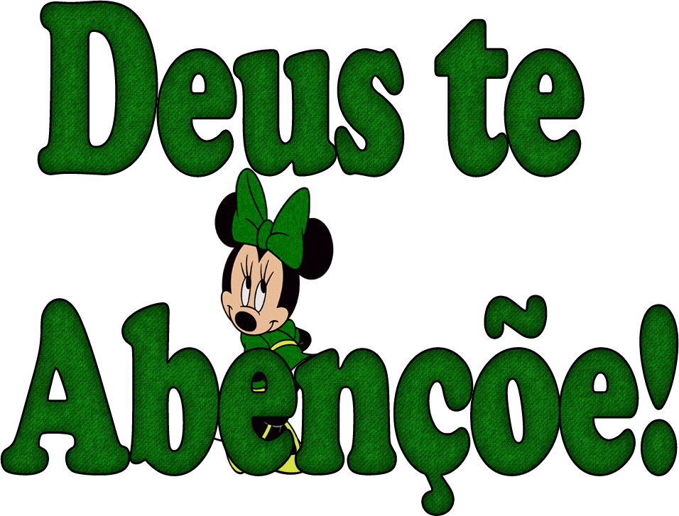Deus Te Abençoe: Alfabeto Decorativo: Deus Te Abençõe