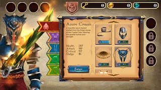 Infinity Warriors Mod Apk Unlocked all item