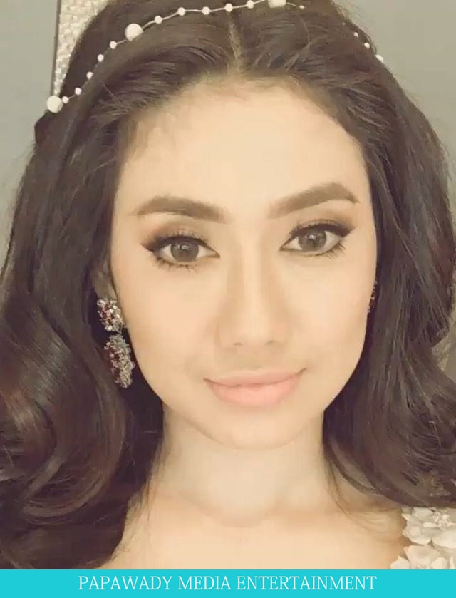Myanmar Model Thinzar Wint Kyaw 2016