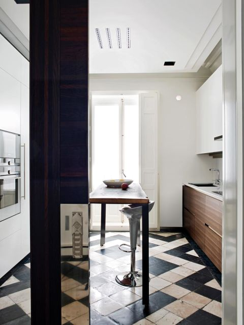 Un viaje en el tiempo con un interior estilo Art Decó chicanddeco