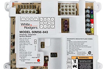 Why should you choose White Rodgers 50e47 843 for the heating system ?