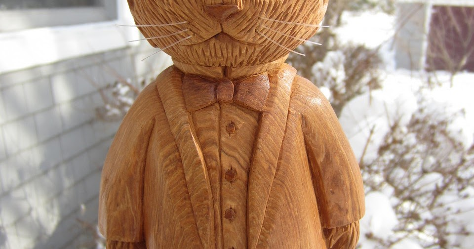 Ales the woodcarver mr manana for K9 fishing line