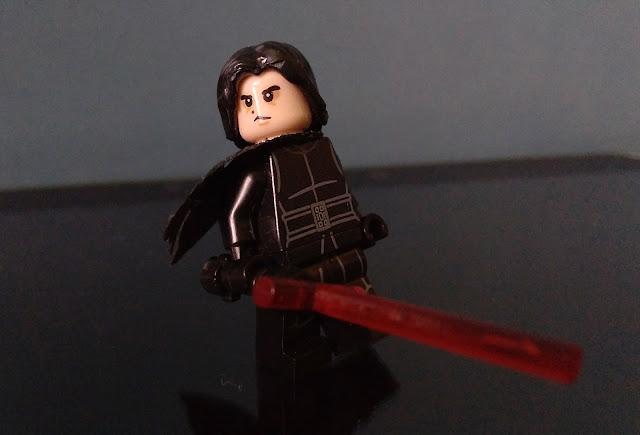 Kylo Ren, First Order, The Force Awakens, Last Jedi, Star Wars
