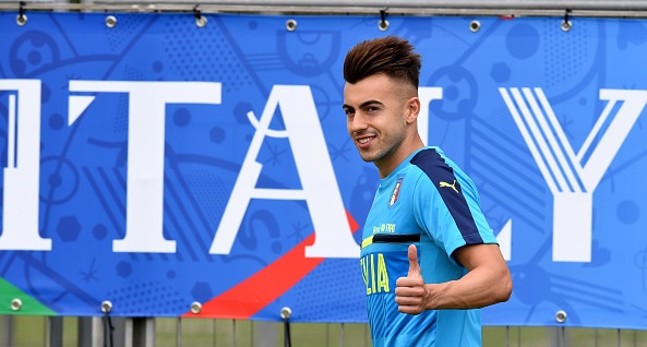 Stephan El Shaarawy joins Roma on permanent deal