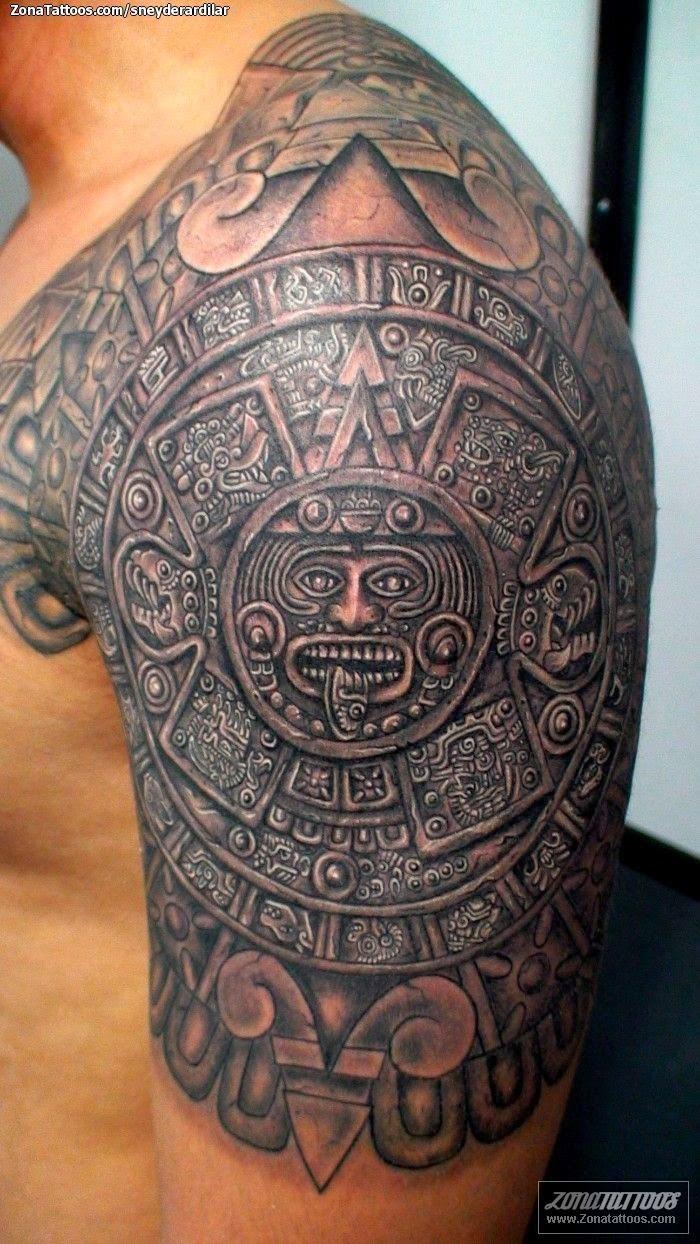 tatuajes aztecas y dise os exclusivos belagoria la web de los tatuajes. Black Bedroom Furniture Sets. Home Design Ideas