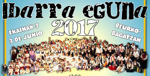 Cartel del Ibarra Eguna