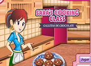cocina de sara galletas de chocolate