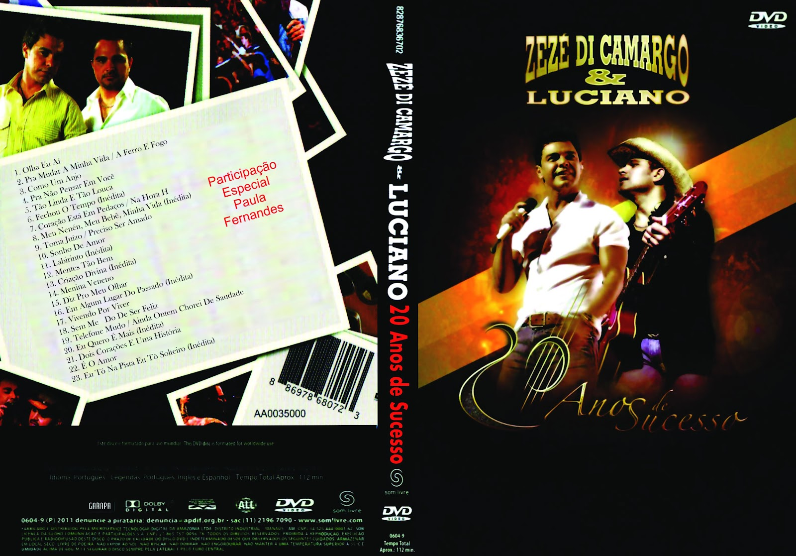 Download discografia zeze di camargo e luciano via torrent | peatix.