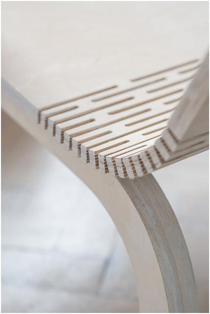 The Dango armchair