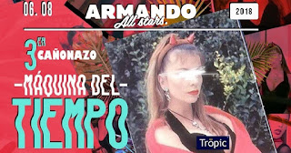 Máquina del tiempo | 3er Cañonazo Armando All Star