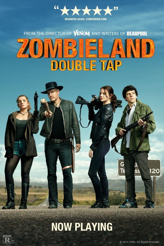 Zombieland Double Tap (2019) 260MB HDRip 480p KSubs