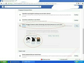 Tutorial Agar Akun Facebook Anti Sesi Atau Anti Hack