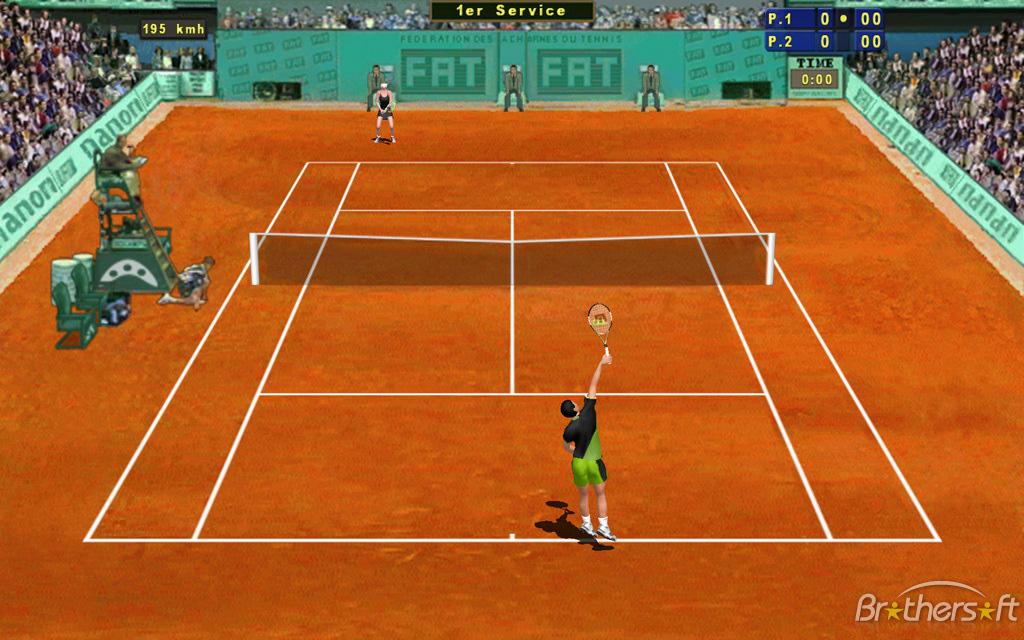 Tennis Free Game